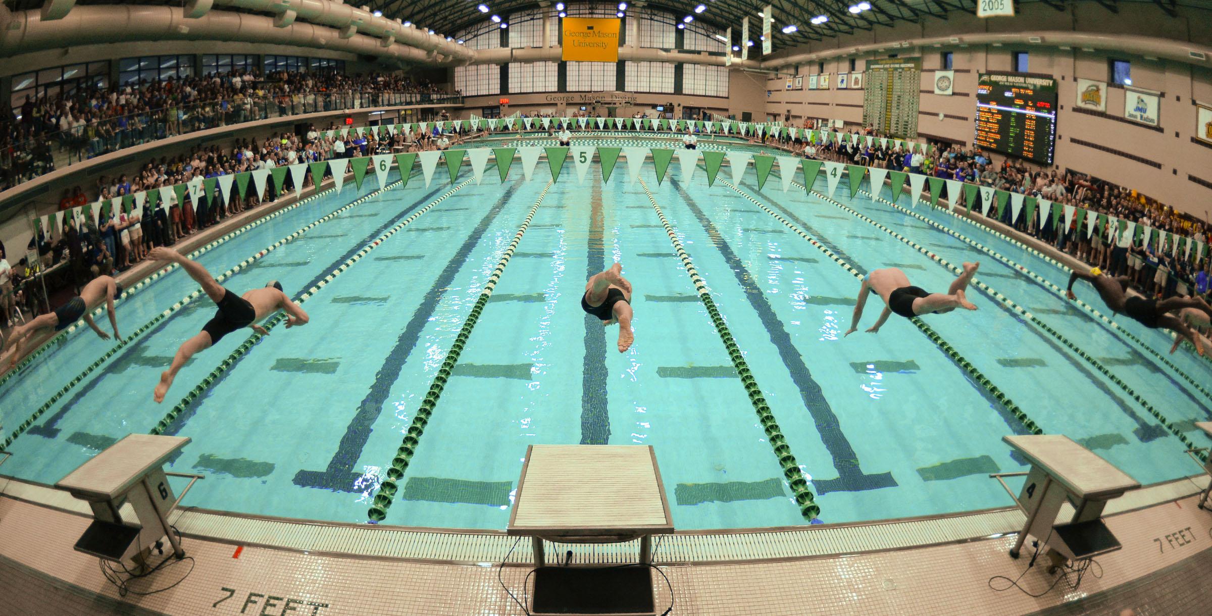 Плавание в 50 лет