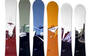 Сноуборды разных размеров