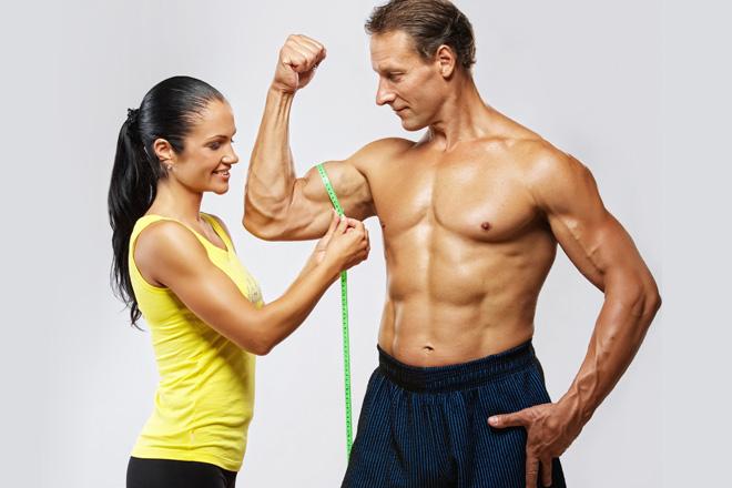 Набираем мышечную массу