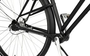 Велосипед с карданом